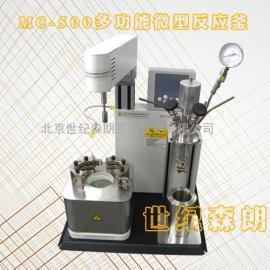 供应武汉500ML多功能高压实验室反应釜