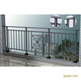 锌钢栏杆 围墙护栏 锌钢栅栏生产厂家