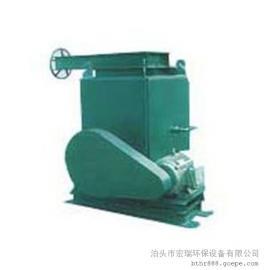 宏瑞DSZ-50单轴LD立式不锈钢粉尘加湿机 出力大而匀