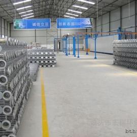 郑州定做水泥厂厂专用除尘骨架 袋笼 静电喷涂处理