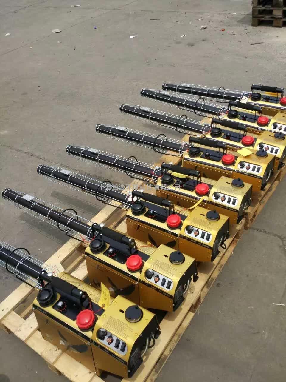美国金鹰2610烟雾机 电动超轻烟雾机 丹拿烟雾机总代理
