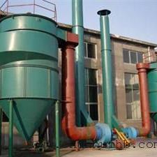 10吨锅炉旋风除尘器