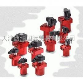 铝合金德国AMF液压夹紧油缸