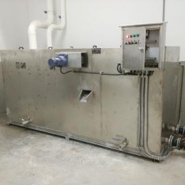 不锈钢隔油池 食堂 厨房 餐饮 全自动隔油池 隔油器 油水分离厂家