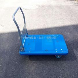 包邮300KG 高品质超静音手推车折叠小推车仓库搬运车工具车