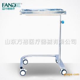 不锈钢器械台车,单杆手术器械台车