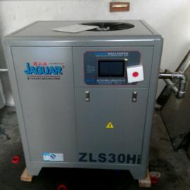JAGUAR捷豹15公斤激光专用螺杆空压机螺杆机气泵