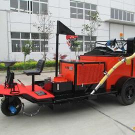 沥青灌缝机,路面灌缝机,手推式灌缝机,热熔釜100L生产厂家