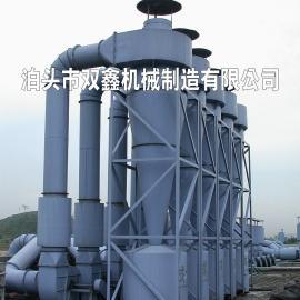 XZZ旋风除尘器,工业锅炉旋风除尘器,燃煤锅炉旋风除尘器