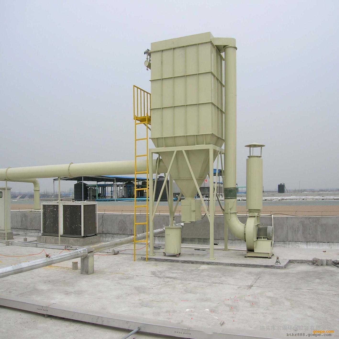 面粉厂除尘设备选型