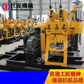 HZ-200YG液压立轴转盘式水井钻机 巨匠低价直销打井机