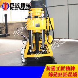 200M液压钻井设备 巨匠HZ-200GT高速全液压打井机