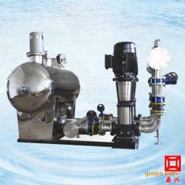 全自动管网直联式无负压变频供水设备