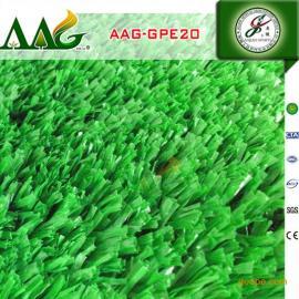 供应小型足球场人造草 人工假草皮 国产塑料草丝销售