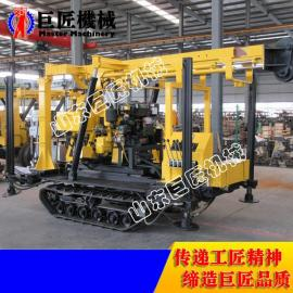 200型履带式钻井机 XYD-200全液压水井钻机限时促销