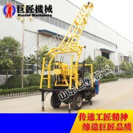 XYC-200A三轮车式全液压打井机专业品质缔造精品