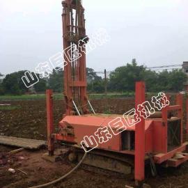 300米气动打井机 CJD-300履带式气动水井钻机