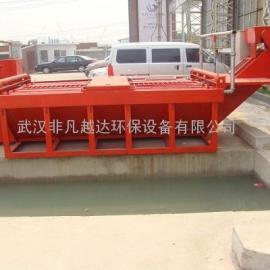 专业供应工地滚轴洗轮机厂家洗车机