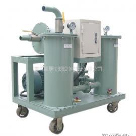 便携小型液压油过滤加油机
