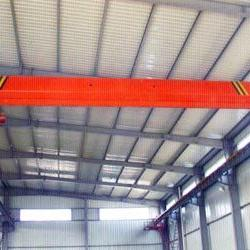 LD电动单梁桥式起重机 起重量1吨跨度17米起升9米 地操