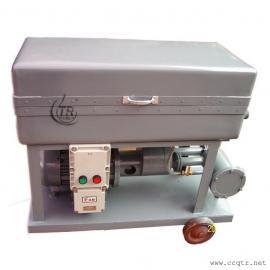 BK-100防爆型板框压滤式滤油机