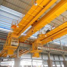 双梁桥式起重机 QD10T-16.5m,H=16m 双梁起重机 QD型 地操