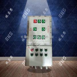 压滤机隔爆型防爆控制箱ExdIIBT4