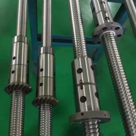 专业研磨C3,C5精度滚珠丝杠,梯形丝杠,研发限位滚珠丝杆