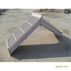 CZ-1100 节能除雾器(屋脊式除雾器) FRPP材质
