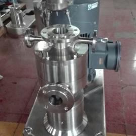 三级分体式乳胶漆分散机,管线式高剪切乳胶漆分散机