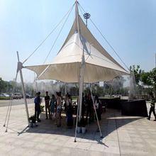 北京喷雾美景-北京喷雾美景系统设备动物园工-北京