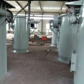 零售大规模仓顶清灰器 白灰罐公用仓顶集尘器 收回率高