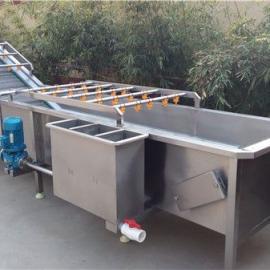 蔬菜漂烫机 蔬菜清洗机 净菜清洗机厂家