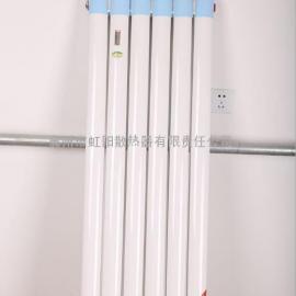 钢二柱暖气片 暖气片生产厂家直供 钢制柱型散热器