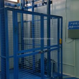 深圳仓库物料固定式液压升降平台