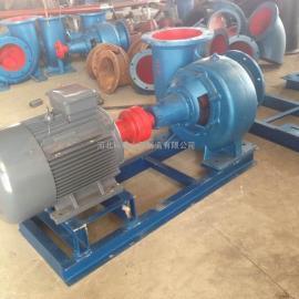 200HW-12卧式蜗壳式混流泵生产厂家