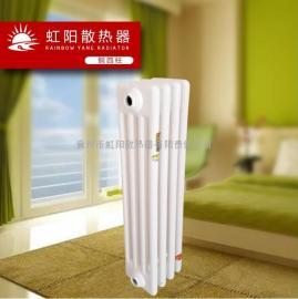 QFGZ306UR8008 钢三柱暖气片 暖气片十大品牌 大水道暖气片