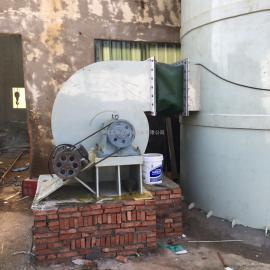 河北 塑料离心防腐风机 酸雾塔脱硫塔专用