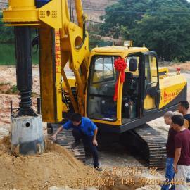 广西小型旋挖钻机、旋挖机 工程打桩钻桩 支持分期付款