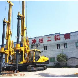 广东生产厂家 供应揭阳 小型旋挖钻机 支持分期付款