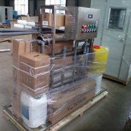 双级反渗透水处理设备二级反渗透纯净水生产设备RO膜过滤系统