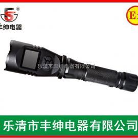 带屏摄像手电【GAD216多功能摄像手电筒】图