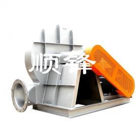 GYC系列皮带式高压透浦鼓风机
