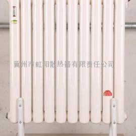 冀州暖气片生产厂家QFSJYLC85/N钢二柱散热器暖气片