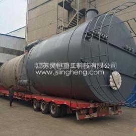 福建20吨钢衬塑储罐制造与安装,防腐储罐低价出售,质量有保证