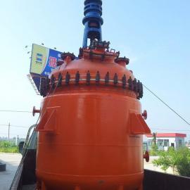 K3000L搪玻璃电加热反应釜