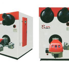 燃气取暖锅炉安装