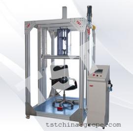 办公椅座面冲击测试仪/办公椅强度测试仪/多功能椅凳测试仪