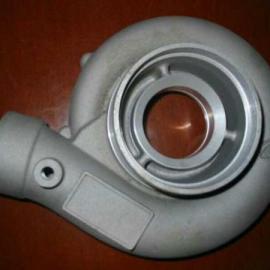 涡轮增压器的内腔自动喷砂设备