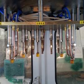汽车塑料座椅靠背热熔铆点焊接机